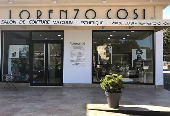 Mougins lorenzo cosi for Salon de coiffure mougins